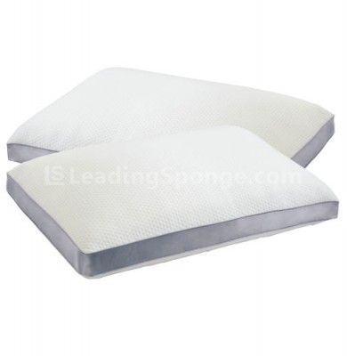 Flat Memory Foam Pillow