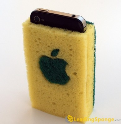 Seaweed Sponge Iphone Case