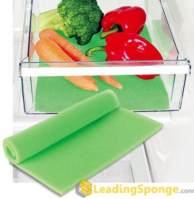 mould preventing mat for veggie compartment
