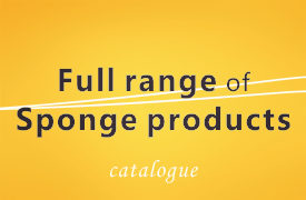 sponge products catalogue download